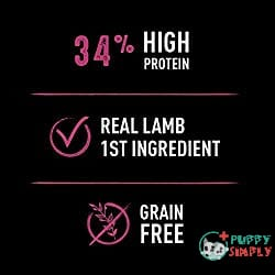 CRAVE Grain Free High Protein Dry Dog Food 1