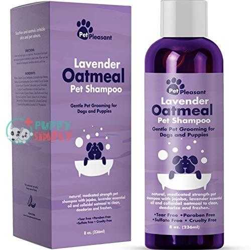 Cleansing Dog Shampoo for Smelly