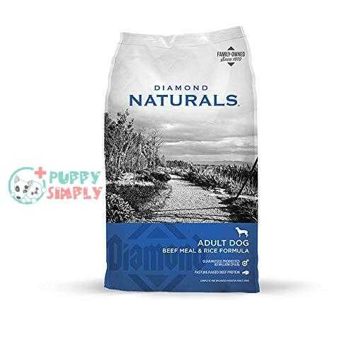 Diamond Naturals Dry Food for