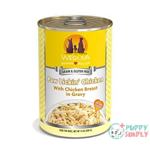 Weruva All Natural Grain-Free, Canned