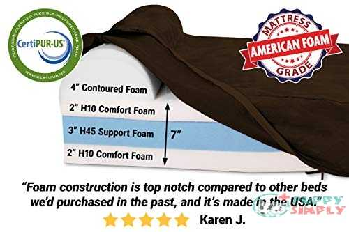 Big Barker 7 Pillow Top Orthopedic Dog Bed For Large Dogs 1