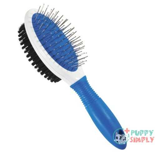 Oster 2-in-1 grooming brush