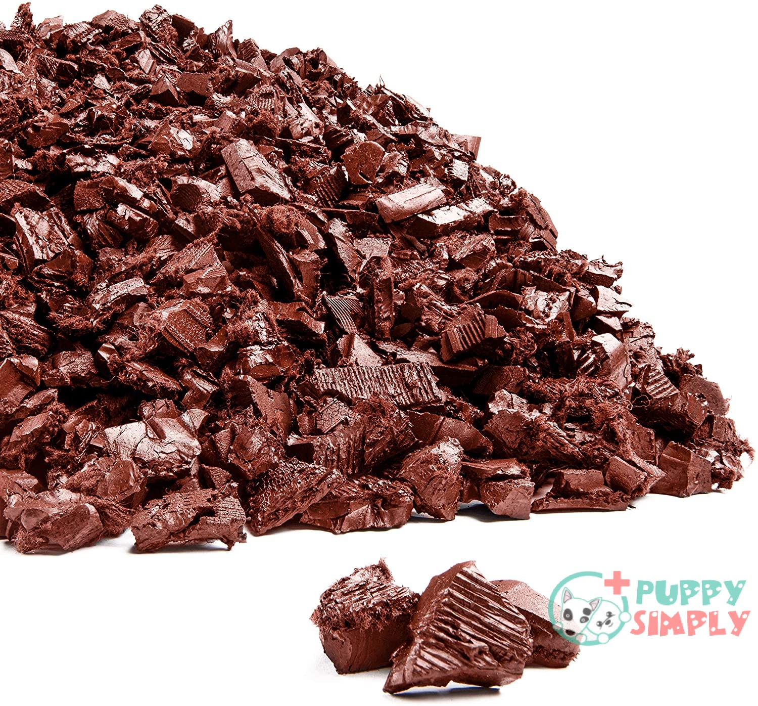 Playsafer Rubber Mulch Nuggets Protective