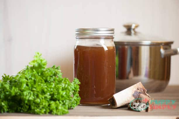 How to Make Homemade Bone Broth for Dogs
