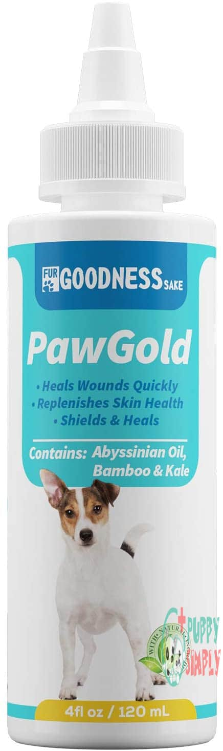 Dog Paw Balm for Dry