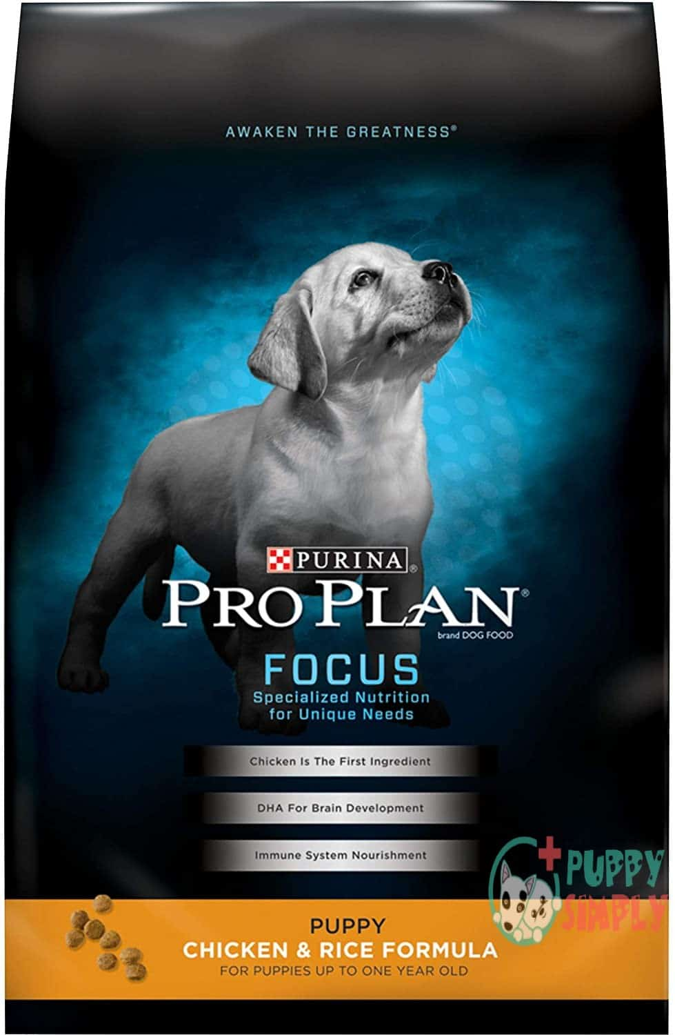 Purina Pro Plan Dry Kibble Puppy Food for Goldendoodles