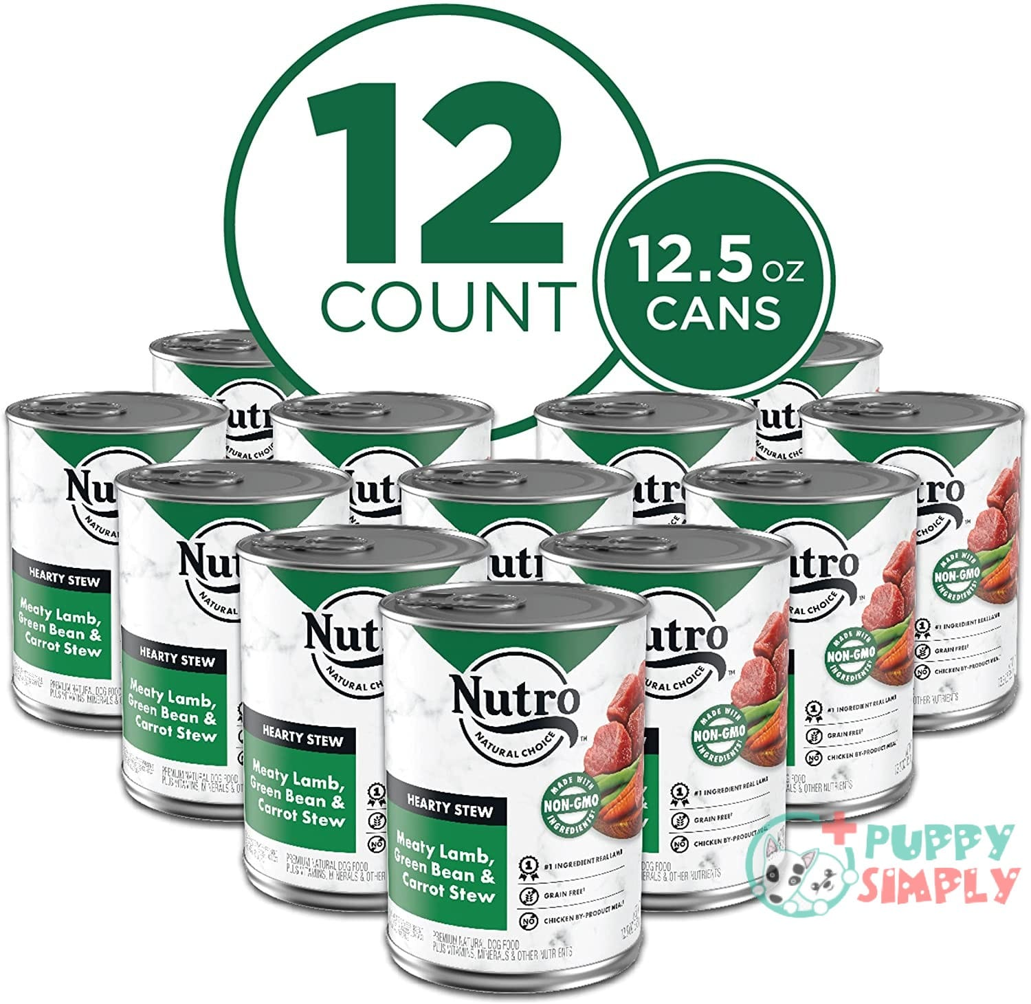 NUTRO Hearty Stews Adult Wet