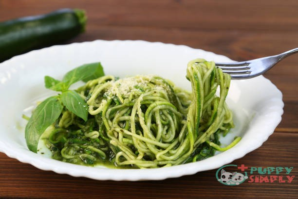 Can Dogs Eat Zucchini Noodles?