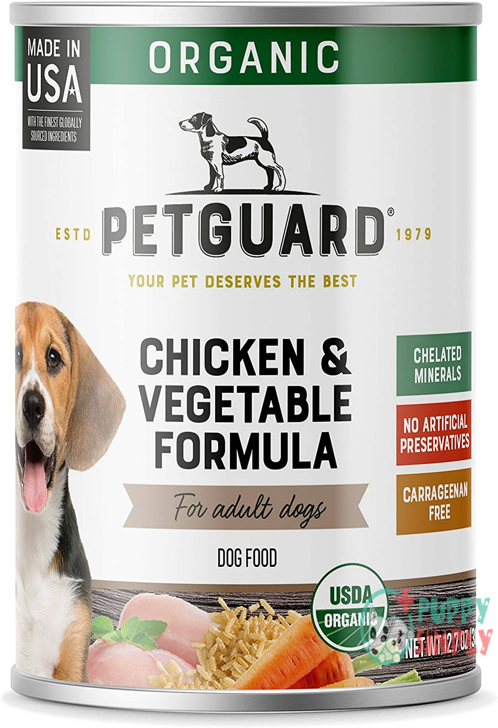 PetGuard All Natural Wet Canned